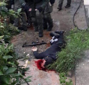 nasha'at milhem executed