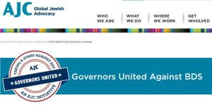 Tell WA State Gov. Jay Inslee Not to Sign Anti-BDS Governors' Letter