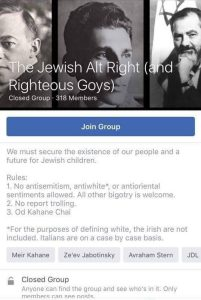 Jewish Defense League Allies with Alt-Right