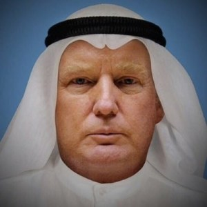 donald of arabia