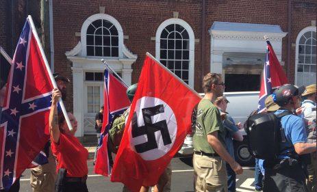 neo nazis charlottesville