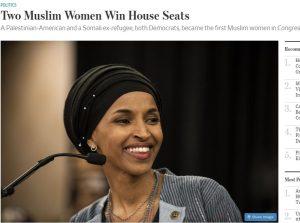 muslim women win house seats
