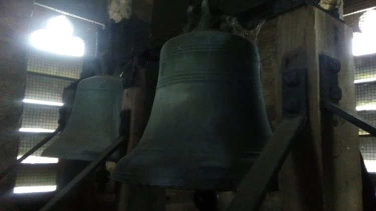 The Bells at Holy Cross Church, Shipton on Cherwell