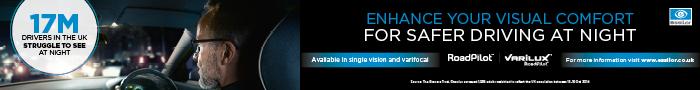 Night Driving – Essilor Anti-Glare Lenses