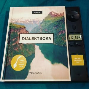Dialektboka (The Dialect Book) from Norway