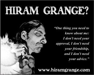Hiram Grange