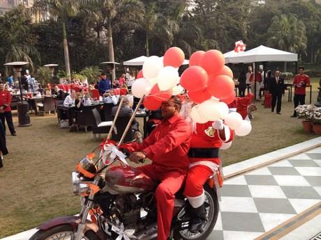 Motor Santa