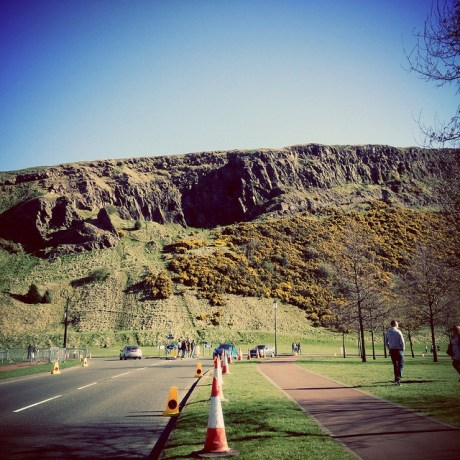 Arthur's Seat, Probably