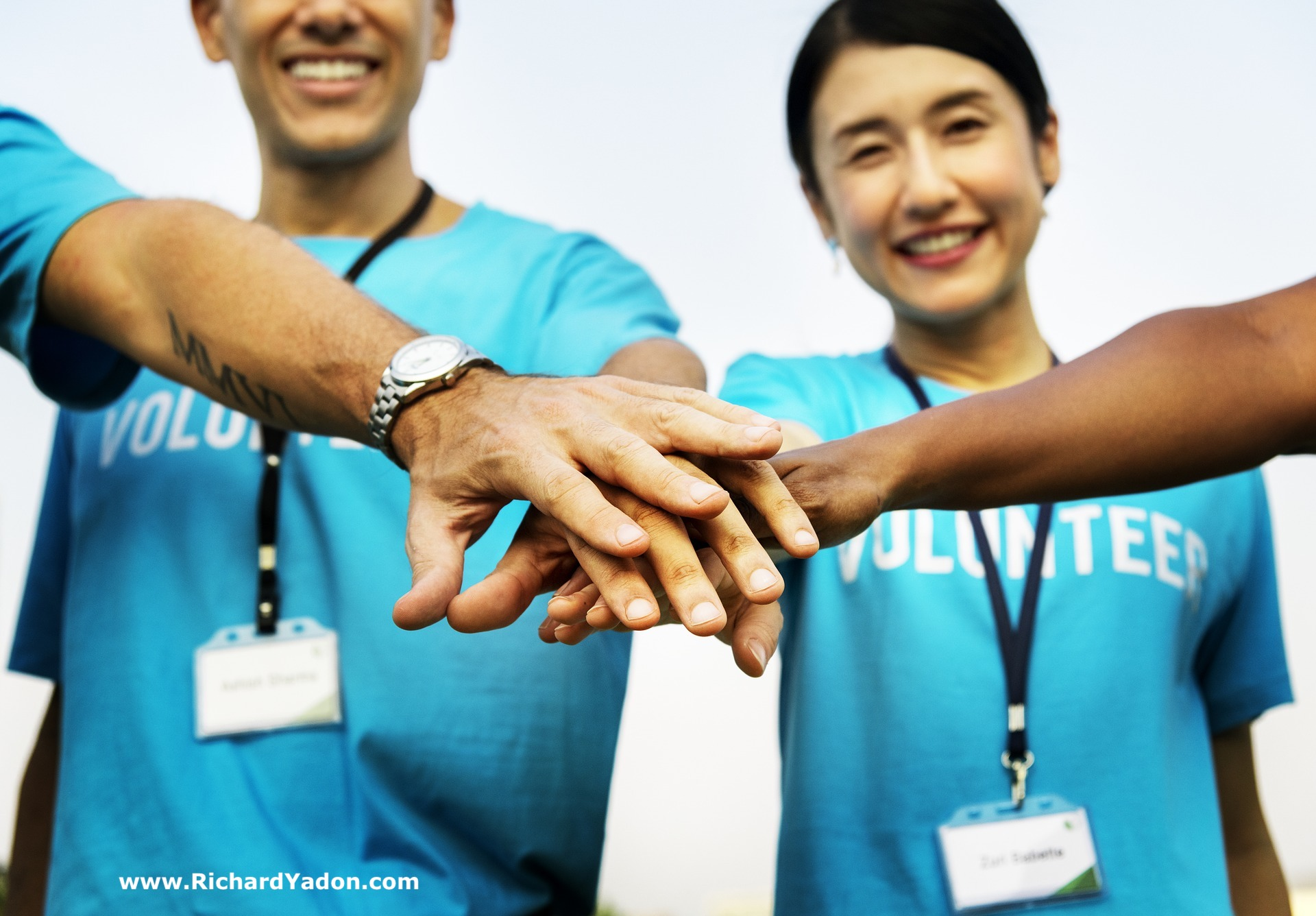 Volunteering As Balanced Life Therapy
