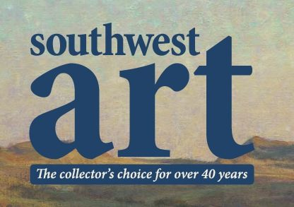 Southwest Art Magazine — June 2016
