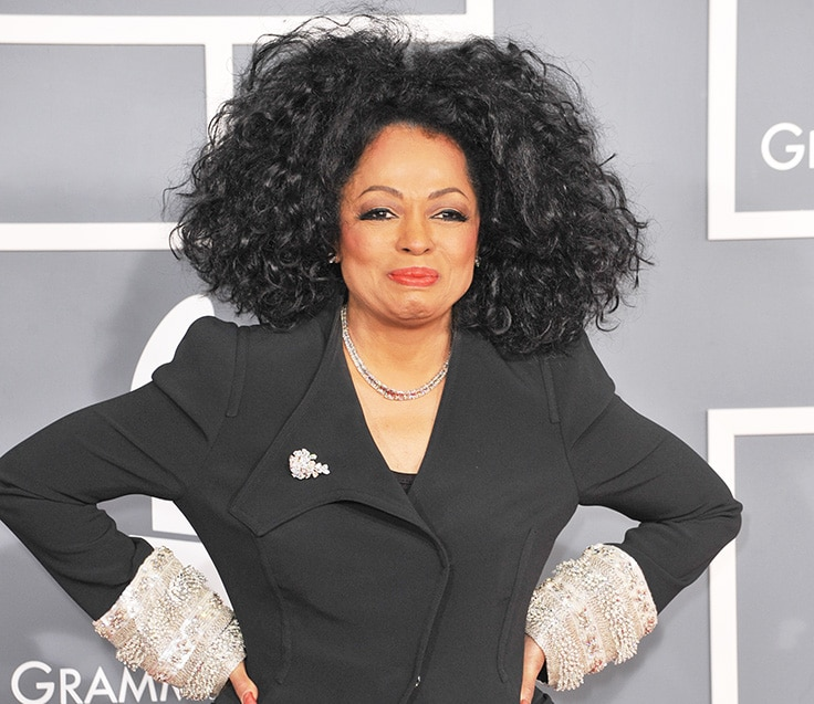 Diana Ross - Net Worth; richestlifestyle.com