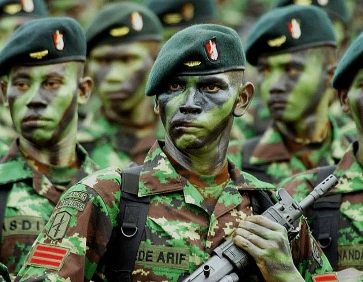 Indonesian-army
