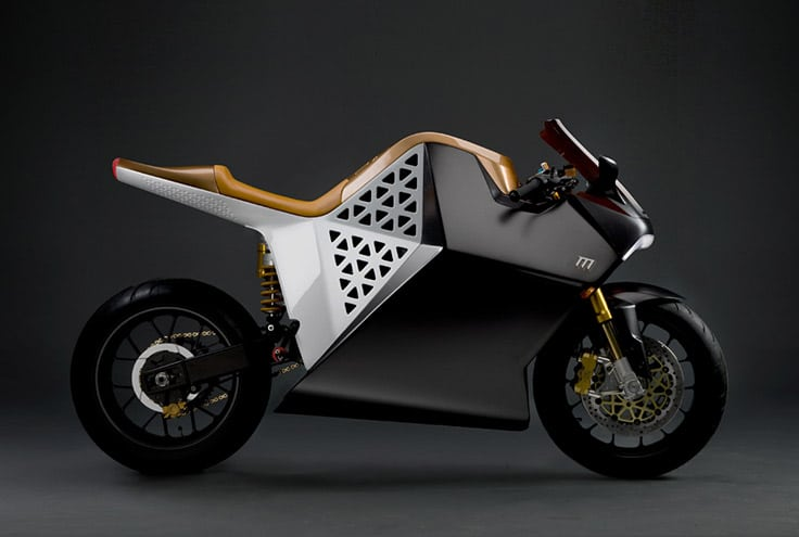Mission One Motorcycle