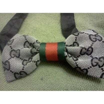 gucci bow tie