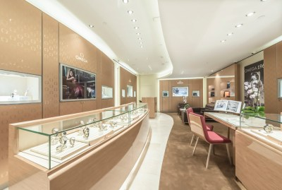 35 OMEGA BOUTIQUE SOUTH COAST PLAZA BY RICHARD HART