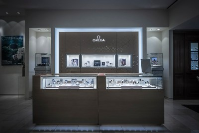 TOURBILLON BOUTIQUE SOUTH COAST PLAZA BY RIGHARD HART 57