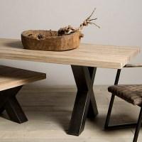 Esstisch Eiche massiv, Eichentisch 260 cm, Tisch Länge 260 cm