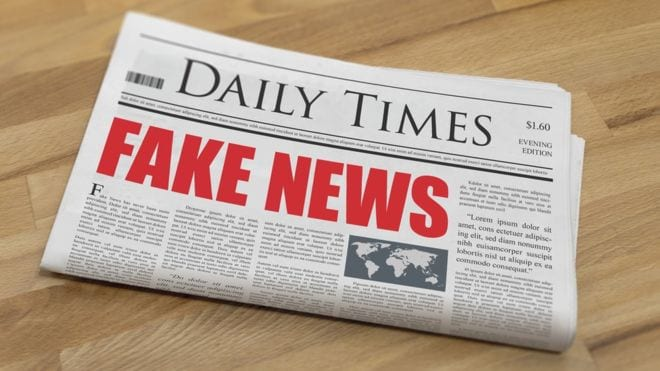 "UK Government To Establish Unit To Counter ""Fake News."""