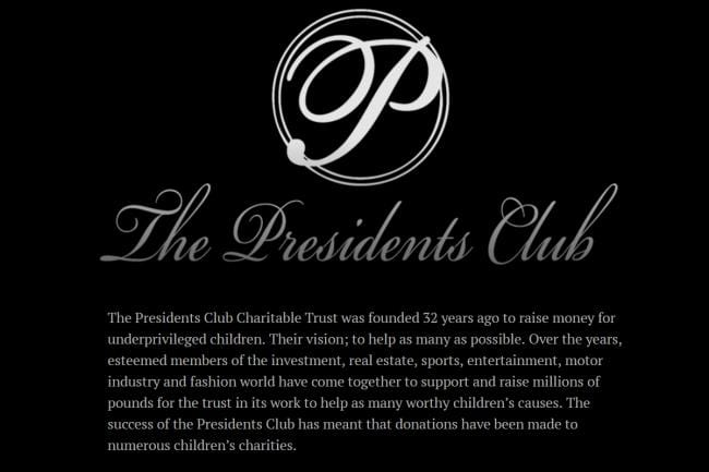 The Presidents Club Hostesses Are Not Victims. They're An Embarrassment To Women.