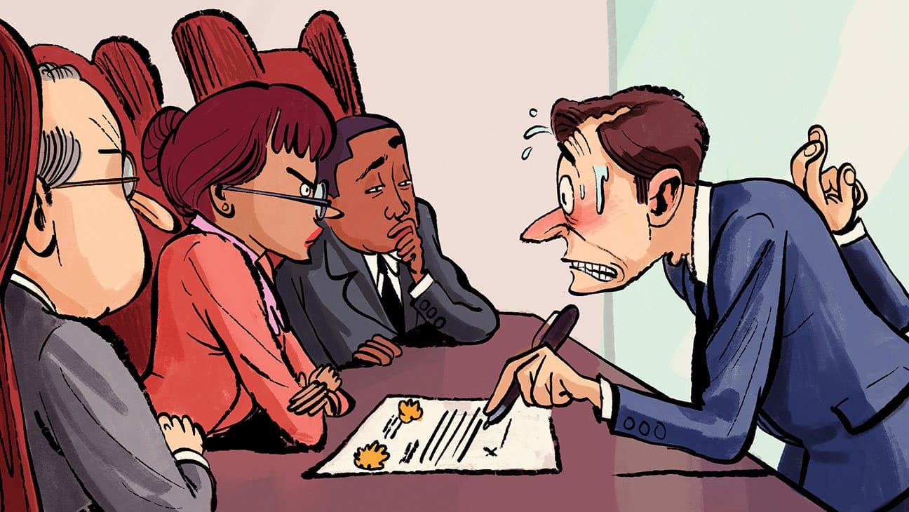 Moral Contracts. The Chances Are, Your Next Employer Will Require You To Sign One!