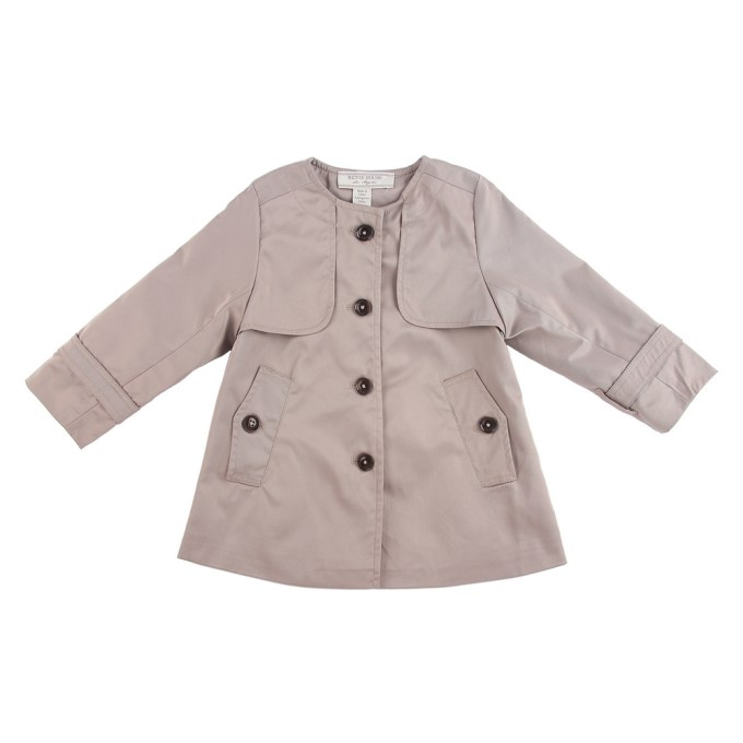 Elegant Trench Coat with Buttons