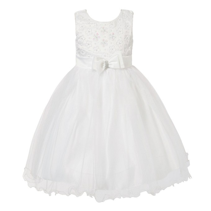 Princess Dress Mesh and Bow