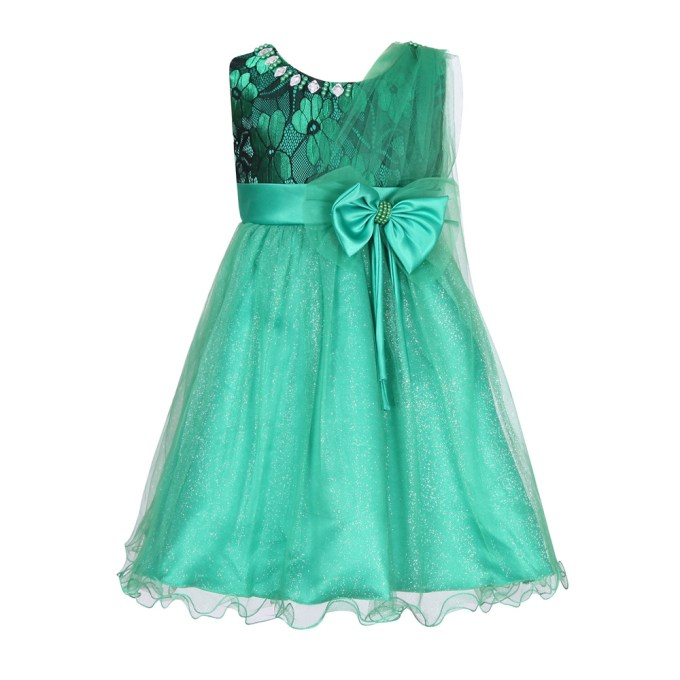 Princess Party Dress with Mesh