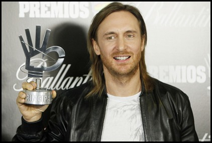 david guetta achievements