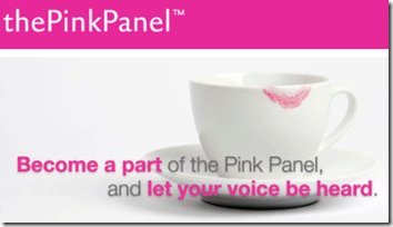 Pink Panel Survey Site