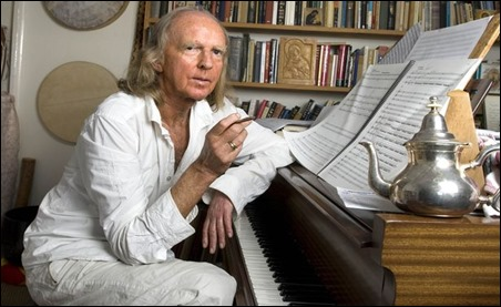 Lifestyle of John Tavener