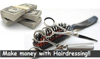Make Money as a Hairdresser