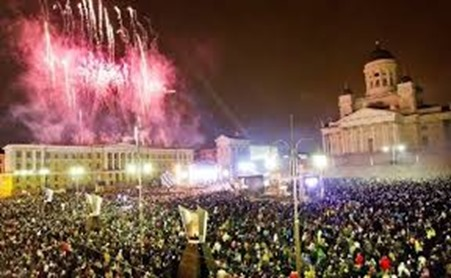 finland new years