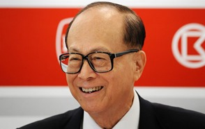 Li Ka-Shing richest person