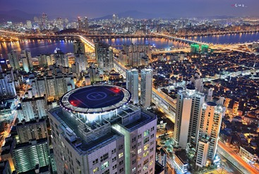 seoul richest city