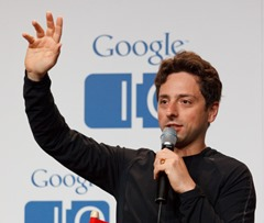 Sergey Brin mind behind google success