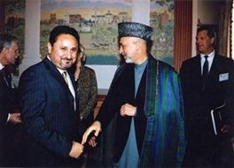 Najeeb Zarab Richest Afghani