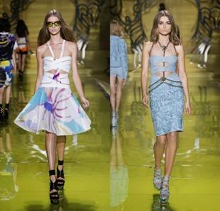 Versace popular clothing brand