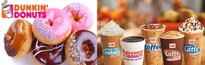 Dunkin Donuts best Pakistani cafe to celebrate ocassions
