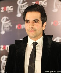 Junaid Khan popular Pakistani male actor