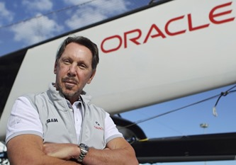 Larry-Ellison business tycoon from the IT industry