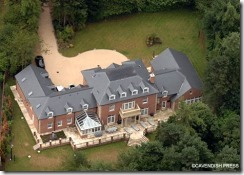 Wayne Rooney's most luxurious house