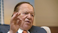 Sheldon Adelson Richest Jews In 2014