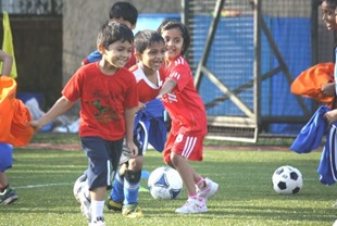 Slow youth development Reason Why India Does not have a Football Team