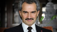 Al-Waleed Bin Talal Wealthiest Royals of Saudi Arabia In 2014