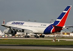 Cubana Airlines Air Travel Companies with Most of the Plane Crashing