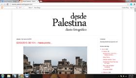 Desde Palestina Popular Blogs of Palestine