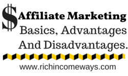 Affiliate-marketing-advantages-disadvantages-basics
