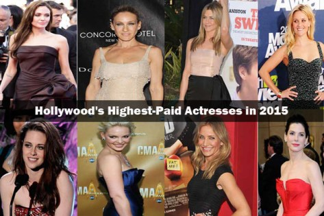RIW - Highest Paid Actresses of Hollywood in 2015