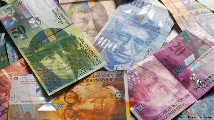 Swiss franc expensive currency