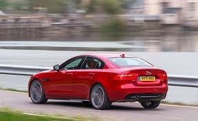 Jaguar XE luxurious cars